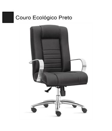 cadeira-presidente-onix-class-frisokar-cromada