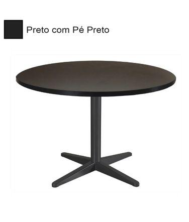 mesa-de-reuniao-redonda-com-pe-preto-alfamob-corporativo-preto