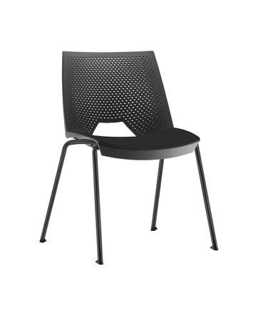 cadeira-fixa-preta-frisokar-strike