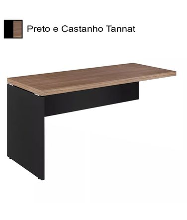 mesa-auxiliar-castanho-tannat-com-preto-alfamob-sigma