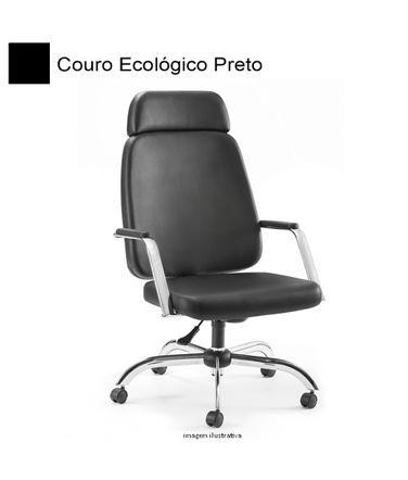 cadeira-presidente-maxxer-frisokar-cromada