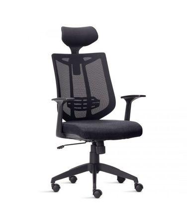 cadeira-presidente-com-brase-preta-estofado-em-tecido-crepe-e-apoio-de-cabeca-e-lombar-frisokar-aika