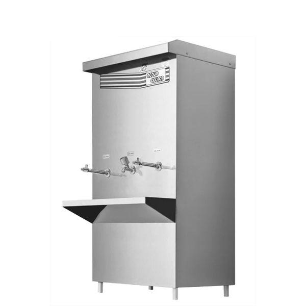 Purificador-PRE-100E-127V-Inox-1-Torneira-2-Pressao-150x80x60cm-Acqua-Gelata-