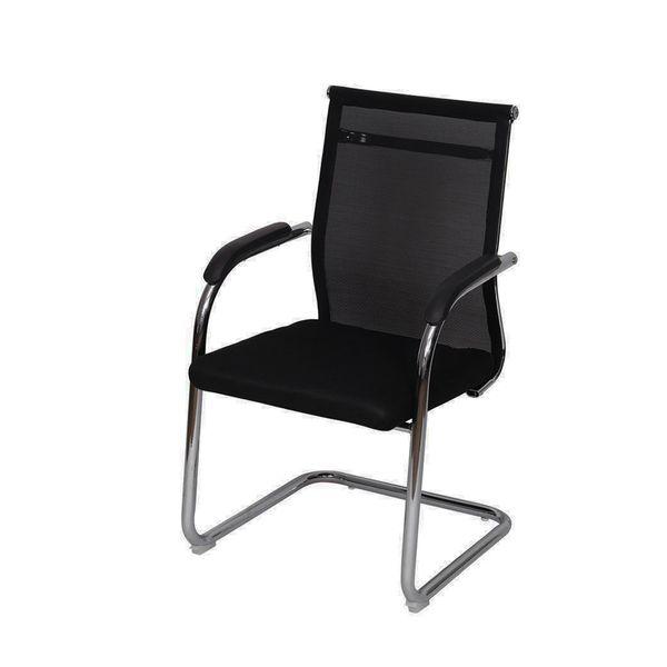 cadeira-antendimento-com-encosto-tela-preta-base-cromada-braco-matera
