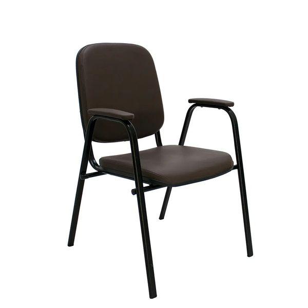 cadeira-atendimento-259-couro-ecologico-marrom-com-braco-reto-super-light-ms-system