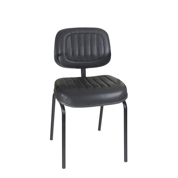 cadeira-secretaria-fixa-658-pe-palito-sem-braco-veneza-couro-ecologico-preto-base-preta