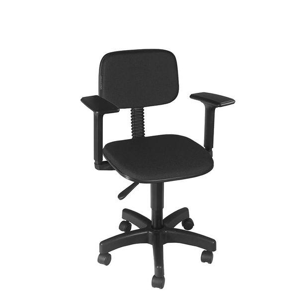 Cadeira-secretaria-giratoria-com-braco-Toscana-Azul